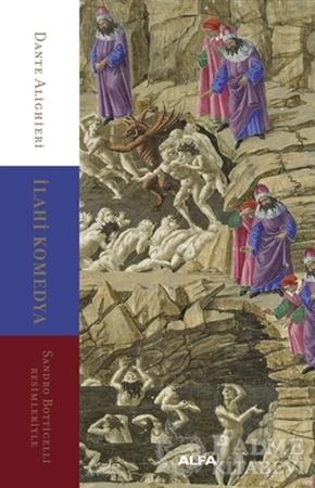 Resim İlahi Komedya - Sandro Botticelli Resimleriyle
