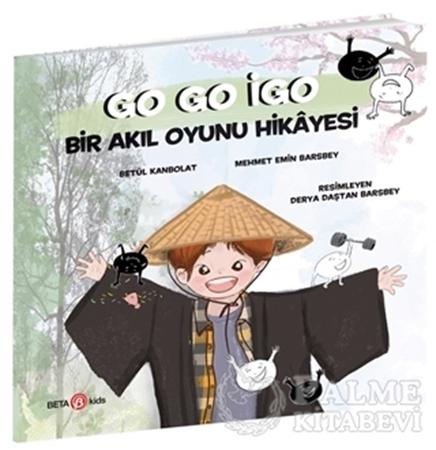 Resim Go Go İgo: Bir Akıl Oyunu Hikayesi
