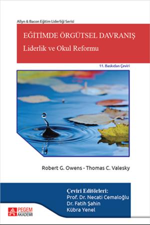 Resim Eğitimde Örgütsel Davranış: Liderlik ve Okul Reformu