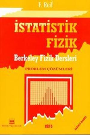 Resim İstatistik Fizik Berkeley Fizik Dersleri Problem Çözümleri Cilt- 5