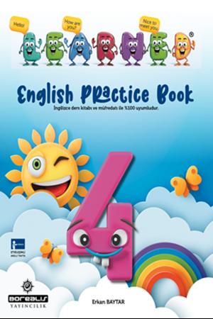 Resim 4. Sınıf Learned English Ptactice Book