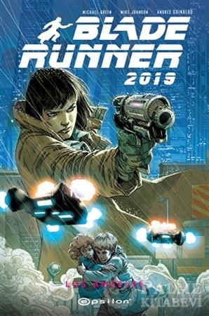 Resim Blade Runner 2019 - Volume 1