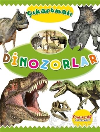 Resim Çıkartmalı Dinozorlar