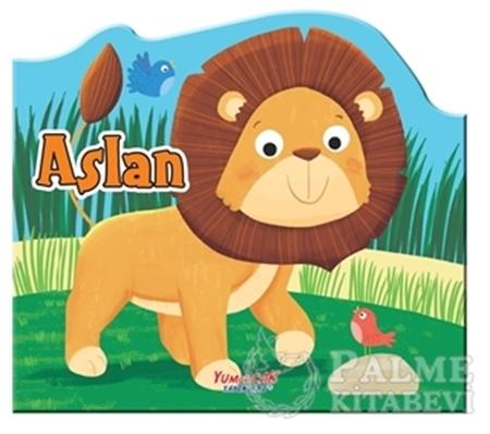 Resim Aslan - Şekilli Kitap