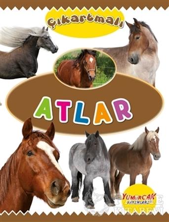 Resim Çıkartmalı Atlar