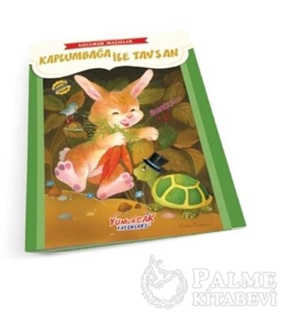 Resim Kaplumbağa ile Tavşan - Kocaman Masallar