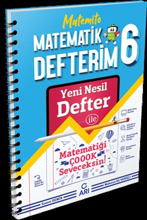 Resim 6.Sınıf Matemito Matematik Defterim