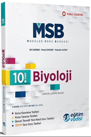 Resim 10. Sınıf Biyoloji Modüler Soru Bankası