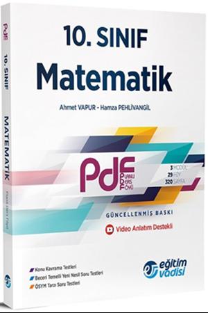 Resim 10. Sınıf Matematik PDF Planlı Ders Föyü Konu Anlatımlı