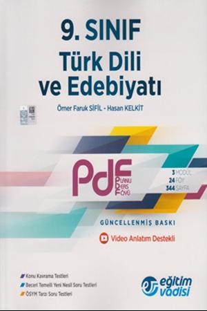 Resim 9. Sınıf Türk Dili ve Edebiyatı Güncel PDF Planlı Ders Föyü