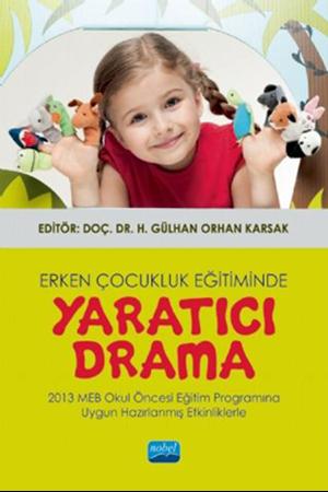 Resim Erken Çocukluk Eğitiminde Yaratıcı Drama