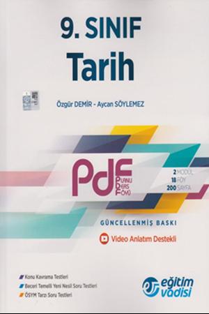 Resim 9. Sınıf Tarih Güncel PDF Planlı Ders Föyü