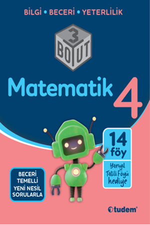 Resim 4. Sınıf Matematik 3 Boyut