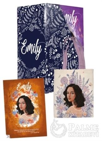 Resim Emily Kutulu Set (3 Kitap Takım - Poster Hediyeli)