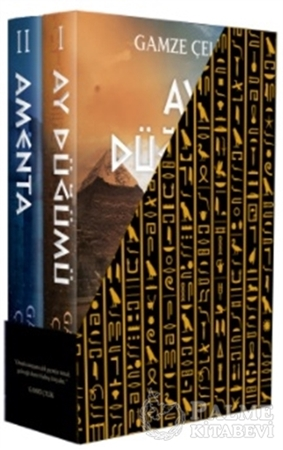 Resim Piramit Seti (2 Kitap Takım)