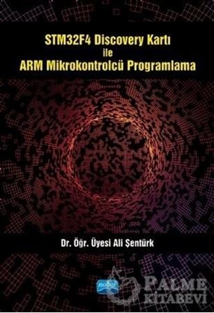 Resim STM32F4 Discovery Kartı ile ARM Mikrokontrolcü Programlama
