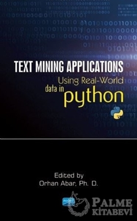 Resim Text Mining Applications Using Real - World Data in Python
