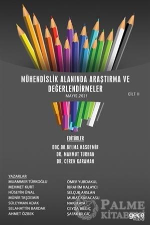 Resim Mühendislik Alanında Araştırma ve Değerlendirmeler Cilt 2 (Mayıs 2021)