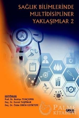 Resim Sağlık Bilimlerinde Multidisipliner Yaklaşımlar 2