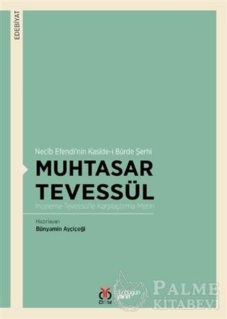 Resim Muhtasar Tevessül - Necib Efendi'nin Kaside-i Bürde Şerhi