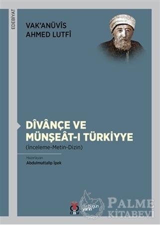 Resim Divançe Ve Münşeat-ı Türkiyye