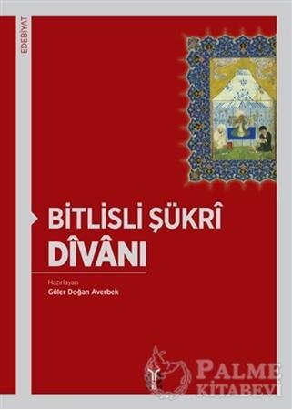 Resim Bitlisli Şükri Divanı