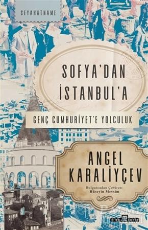 Resim Sofya'dan İstanbul'a