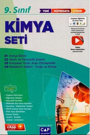 Resim 9. Sınıf Kimya Anadolu Seti