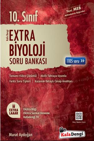 Resim 10. Sınıf Biyoloji Extra Soru Bankası