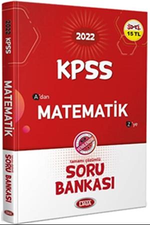 Resim 2022 KPSS Matematik Soru Bankası