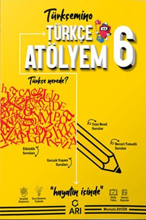 Resim 6. Sınıf Türkçe Atölyem