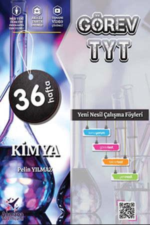 Resim TYT Görev Kimya Yeni Nesil Çalışma Föyleri