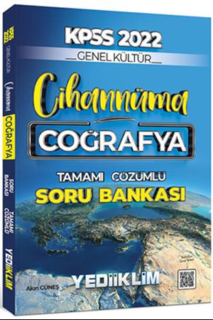 Resim 2022 KPSS Cihannüma Genel Kültür Coğrafya Tamamı Çözümlü Soru Bankası