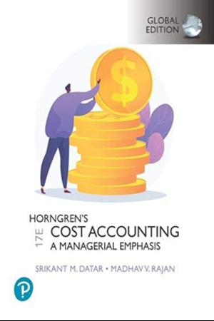 Resim Mylab Access Code DATAR-Horngren's Cost Accounting GEp17