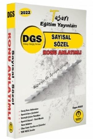 Resim 2022 DGS Matematik Türkçe Konu Anlatımı Tek Kitap