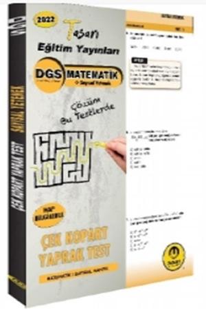 Resim 2022 DGS Matematik Yaprak Test