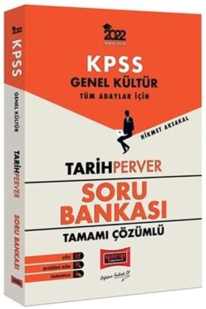 Resim 2022 KPSS Genel Kültür TarihPerver Tamamı Çözümlü Soru Bankası