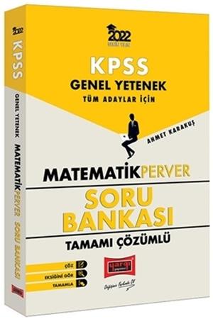 Resim 2022 KPSS Genel Yetenek MatematikPerver Tamamı Çözümlü Soru Bankası