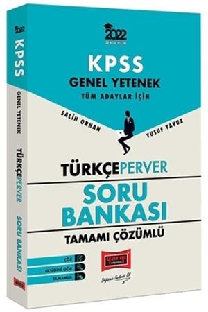 Resim 2022 Genel Yetenek TürkçePerver Tamamı Çözümlü Soru Bankası