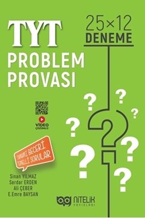 Resim TYT Problem Provası 25 x 12 Deneme