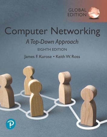 Resim Computer Networking A Top Down Approach 8e