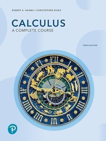 Resim Calculus A Complete Course 10e