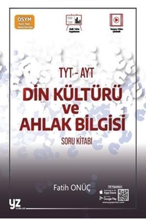 Resim YKS TYT - AYT Din Kültürü ve Ahlak Bilgisi Soru Kitabı