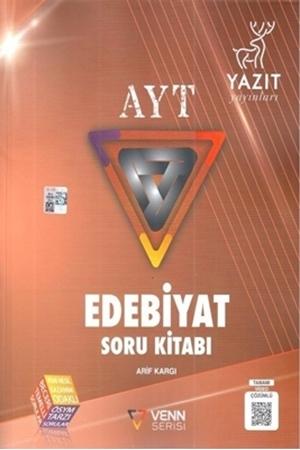 Resim YKS AYT Edebiyat Soru Kitabı Venn Serisi