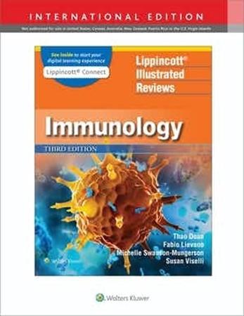 Resim Lippincott Illustrated Reviews Immunology 3e